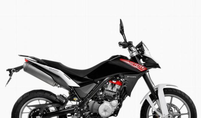 Husqvarna bringt neue Motorradmodelle für Straße und Gelände (Foto)
