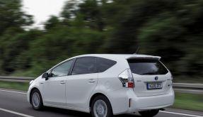 Hybrid-Offensive bei Toyota: Zehn neue Modelle bis 2015 (Foto)