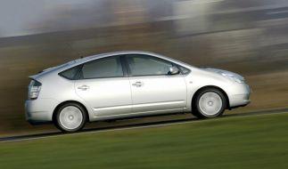 Hybrid-Pionier ohne Probleme - Der Toyota Prius (Foto)