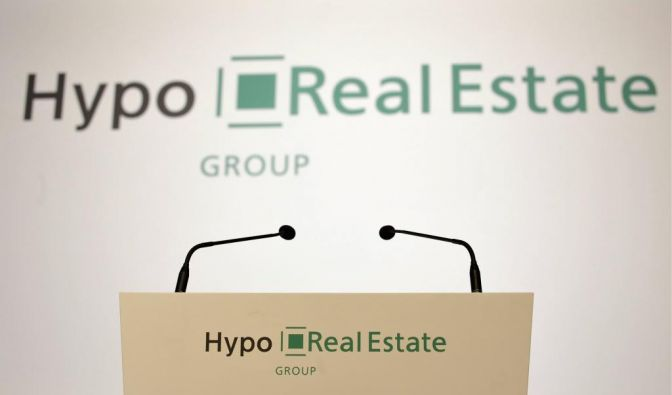 Hypo Real Estate (Foto)