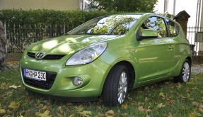 Hyundai i20 (Foto)