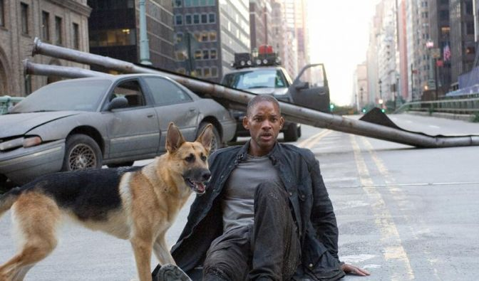 I Am Legend (Foto)
