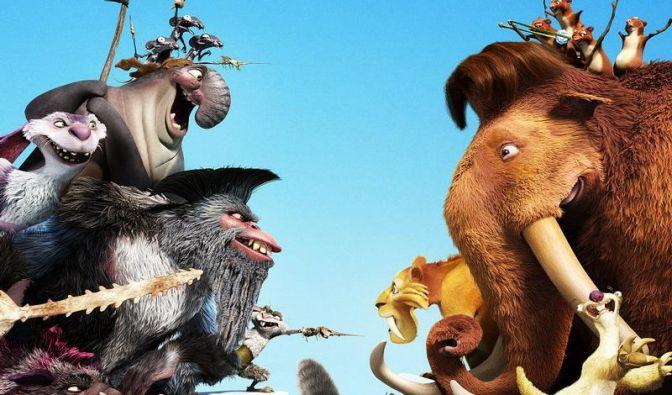 «Ice Age 4 - Voll Verschoben»: Familienspaß in 3D (Foto)