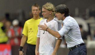 «Ich kann mir keine Alternativen schnitzen»: Gogi Löw geht mit Marcel Schmelzer hart ins Gericht. (Foto)