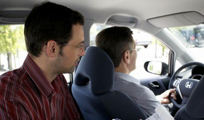 «Idiotentest» hilft alkoholauffälligen Fahrern (Foto)