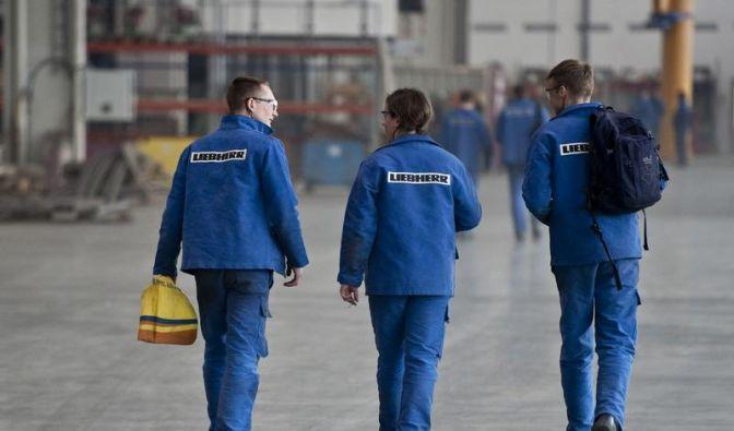 IG-Metall-Bezirkschef Hofmann sieht hitzige Tarifrunde voraus (Foto)