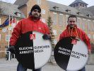 IG Metall macht gegen Leiharbeit mobil (Foto)