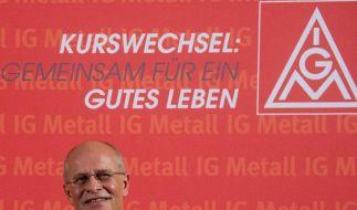 IG Metall will Führungsspitze verkleinern (Foto)