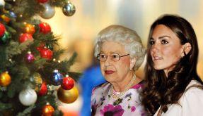 Ihr erstes Weihnachtsfest bei der Queen (Foto)