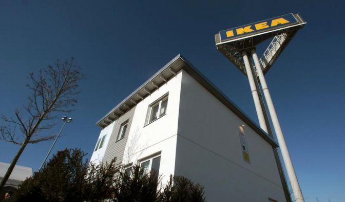 Ikea verkauft Fertighäuser in Deutschland (Foto)