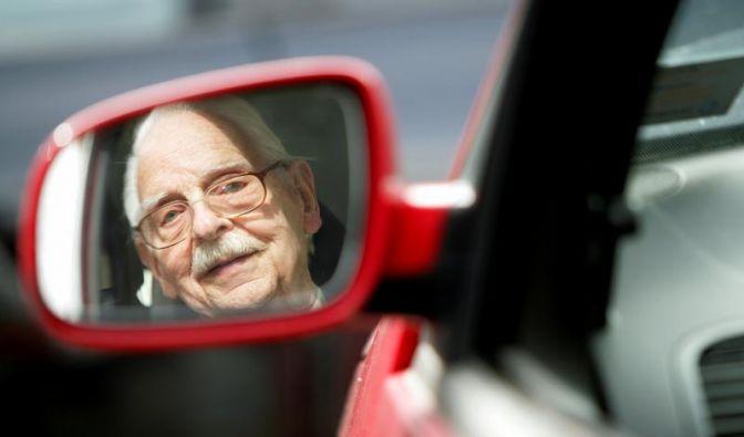 Im Alter ohne Führerschein: Der Abschied braucht Zeit (Foto)