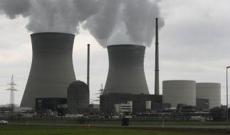 Im Atomkraftwerk in Gundremmingen kam es zu einem Zwischenfall. Das AKW wurde abgeschaltet. (Foto)