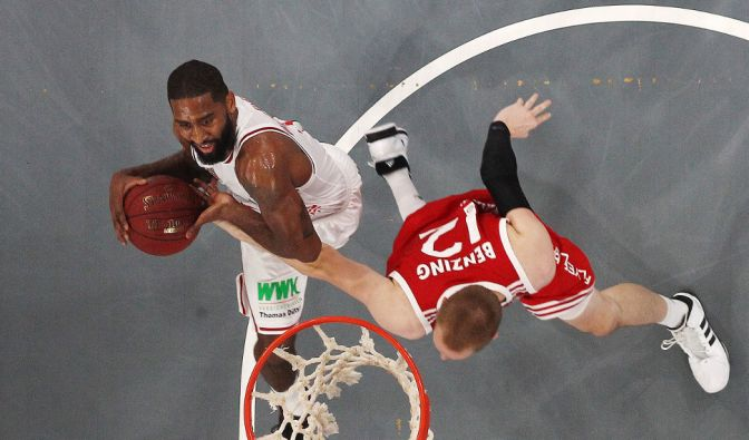Im Audi Dome steigt der Basketball BBL-Pokal Top Four. (Foto)