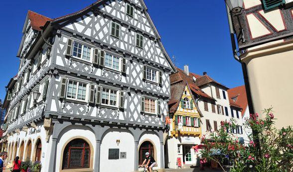 Im baden-württembergischen Schorndorf kam es während eines Volksfestes zu sexuellen Übergriffen und gewaltsamen Randalen. (Foto)