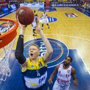 BBL-Saisonauftakt! Brose Baskets besiegen Oldenburg (Foto)