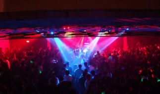 Im «Cosmos» feiern Palästinenser mal richtig Party (Foto)