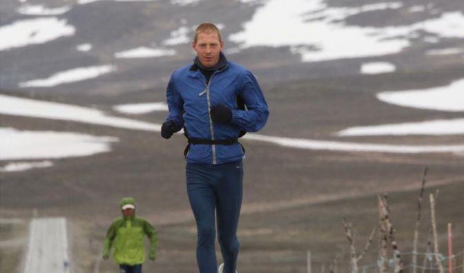 Im Dauerlauf quer durch Europa - «I want to run» (Foto)