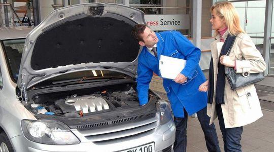 Im diesjährigen Werkstätten-Test des ADAC schnitten vor allem freie Autowerkstätten schlecht ab. (Foto)