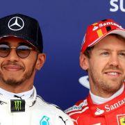 Hamilton holt Pole in Chaos-Qualifikation - Vettel nur Achter (Foto)