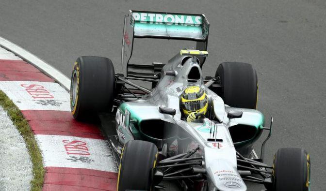 Im Fokus: Rosbergs Erfolge im Silberpfeil (Foto)
