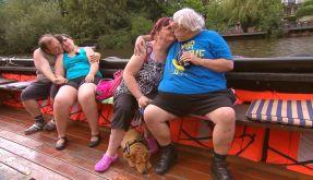 Im Gegensatz zu Beate und Thomas läuft bei Ingo und Steffi alles wunderbar. Wird die Liebe halten? (Foto)