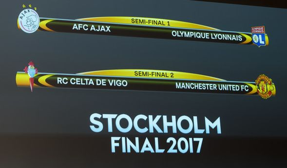 ergebnisse europa league 2017
