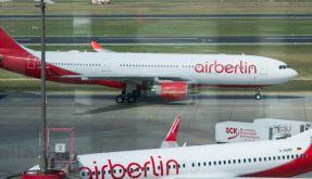 Im abgelaufenen Jahr flog Air Berlin so tief in die roten Zahlen wie nie zuvor. (Foto)