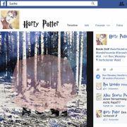 Was wäre, wenn Harry Potter einen Facebook-Account hätte? (Foto)