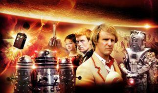 Im Jubiläumsspecial trifft der Doctor auf seine vier Regenerationen in anderen Zeitschleifen. (Foto)