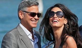 Im Juni sollen die Clooney-Zwillinge auf die Welt kommen. (Foto)