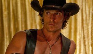 Im Kino-Film Magic Mike gab Matthew McConaughey den sexy Stripper. Für seinen neuen Film... (Foto)
