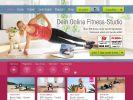 Im Online-Fitness-Studio von fitnessRAUM.de fnden Sie garantiert die Kurse und Übungen, die Ihnen Spaß machen! (Foto)