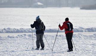 Im Westen und Südenwesten Deutschland soll der zweite Advent in den Schnee fallen. (Foto)
