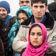 Deutschland nimmt weitere 27.000 Flüchtlinge auf (Foto)