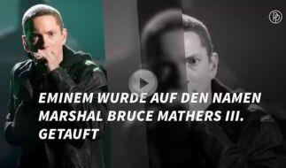 Eminem, Nena und Co.