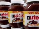 Supermarkt-Kette plant, Nutella aus dem Regal zu werfen