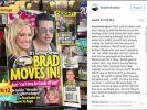 Hat diese Promi-Dame eine Affäre mit Brad Pitt?