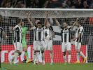 Juventus Turin schafft Einzug ins Finale