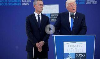 Nato-Gipfel in Brüssel