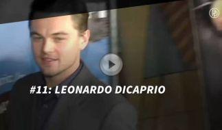 Brad Pitt, Leonardo DiCaprio und Co.
