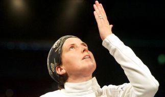 Imke Duplitzer kritisiert die Olympia-Verantwortlichen. (Foto)