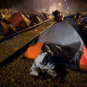 Mehr Flüchtlinge reisen illegal in den Südwesten Deutschlands ein (Foto)