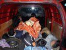 Immer mehr Flüchtlinge begeben sich auf dem Weg in ein besseres Leben in die Hände von kriminellen Schleuserbanden. Die Bundespolizei will jetzt dagegen vorgehen. (Foto)