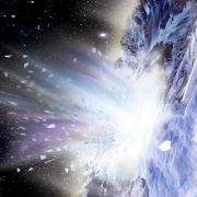 Immer wieder explodiert Materie im All. Ob die Erde am 21. Dezember auch dazugehört?