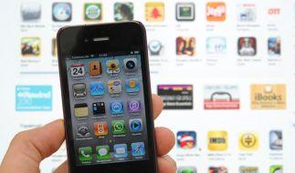 Immer mehr Geschenke werden mit Mobiltelefon gekauft (Foto)