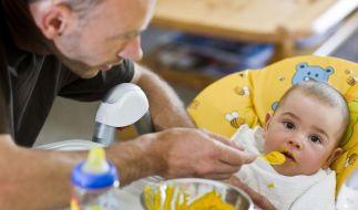 Immer mehr Väter machen Jobpause für Elterngeld (Foto)
