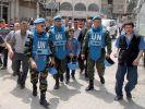 Immer noch keine Waffenruhe: Ban kritisiert Syrien (Foto)