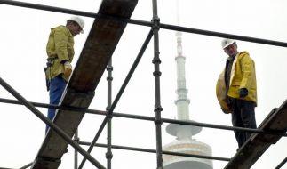 Immobilienboom beschwingt Bau und Handwerk auch 2012 (Foto)