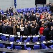 Medienbericht nennt die größten Steuerverschwender im Bundestag (Foto)