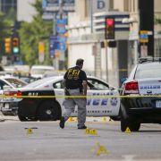 Polizei erschießt erneut Farbigen (Foto)